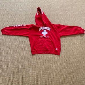 Other - Lifeguard Cape Cod sweatshirt